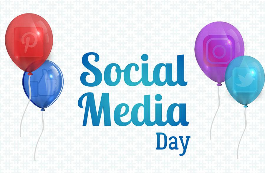 روز جهانی رسانه های اجتماعی - Social media day