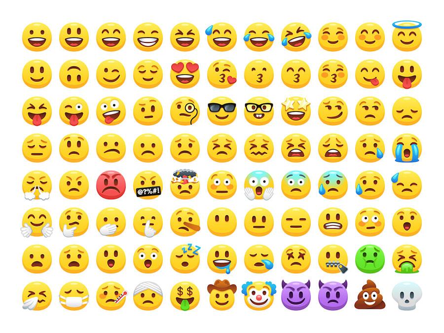روز جهانی ایموجی - World Emoji Day - آسمونی