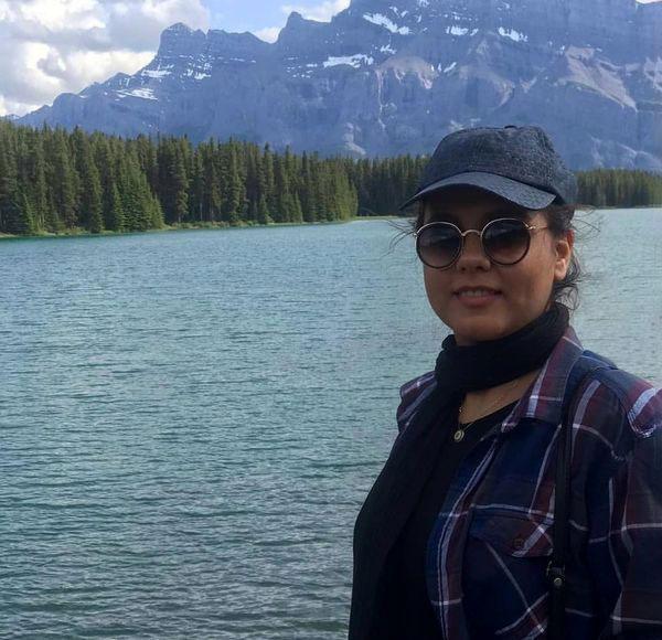 دختر اکبر عبدی در کانادا