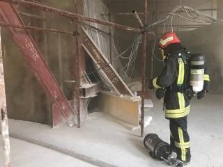 جزئیاتی از آتشسوزی در هتل آسمان شیراز