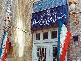 بیانیه وزارت خارجه در خصوص تحریم ظریف