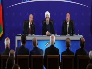 توضیحات کرملین درباره علت تعویق نشست سران ایران، روسیه و آذربایجان