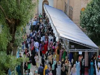جشنواره « مُد» و « لباس کُردی » در سنندج برگزار شد