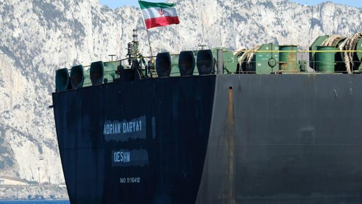 آمادگی نیروی دریایی ارتش برای اسکورت نفتکش «آدریان دریا» - Army Navy ready for Adrian darya tanker escort