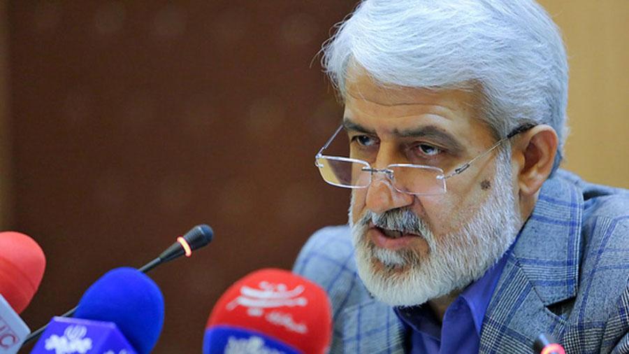محمدجواد حشمتی، مدیرکل دادگستری استان تهران شد - Heshmati became the Director General of Ministry of Justice in Tehran Province