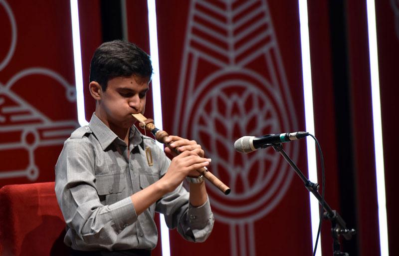 سیزدهمین جشنواره ملی موسیقی جوان