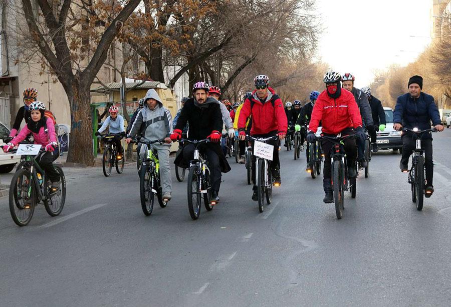 لزوم بروزرسانی قوانین دوچرخه سواری در پایتخت - Need to update the cycling rules in the capital