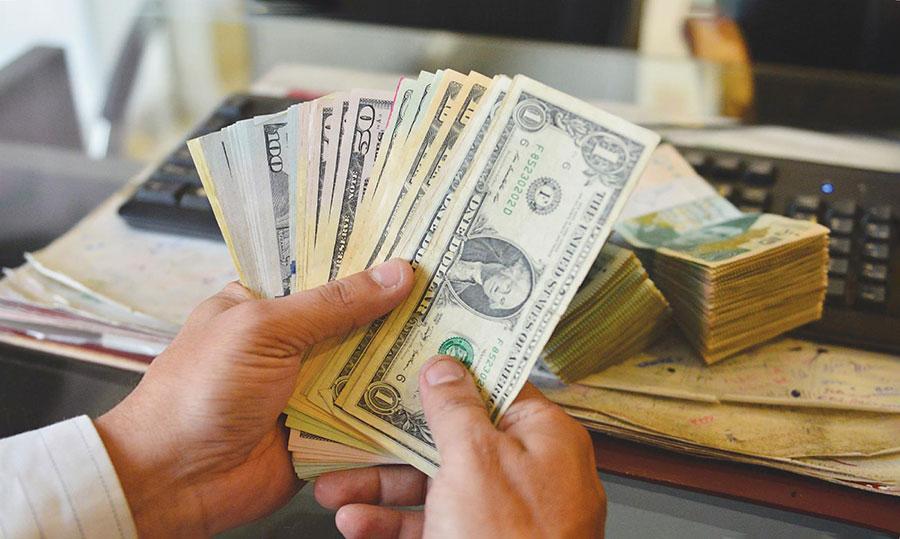 دلار ثابت ماند - The dollar remained stable