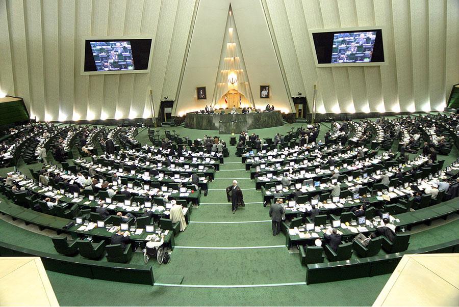 زمان جلسات علنی مجلس در هفته آینده تغییر کرد - The time of the open session of parliament next week has changed