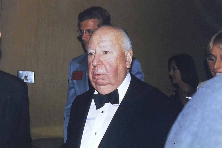 آلفرد هیچکاک Alfred Hitchcock