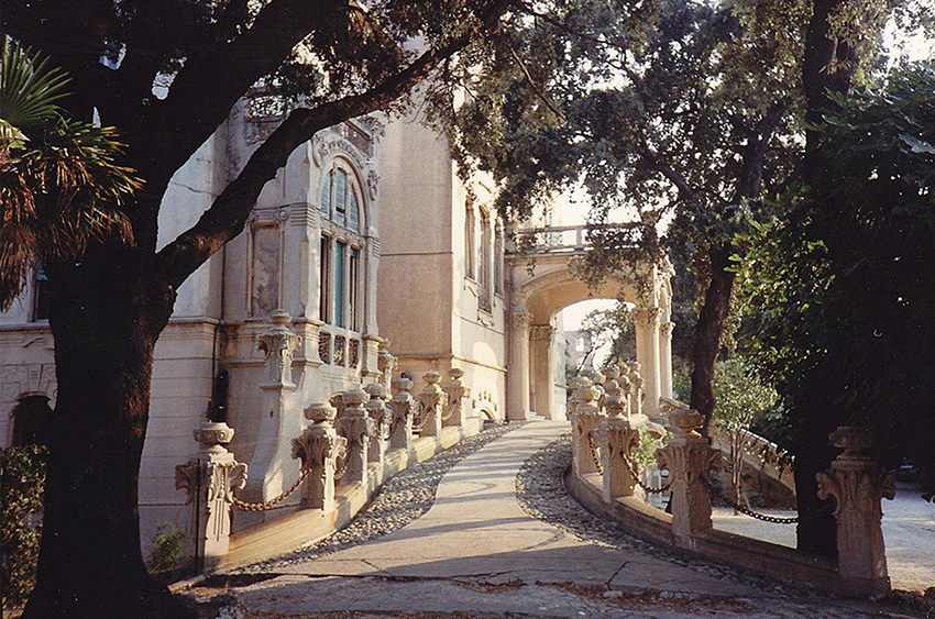 آرت نووا در ایتالیا
