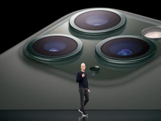 گزارش تصویری رویداد اپل 2019