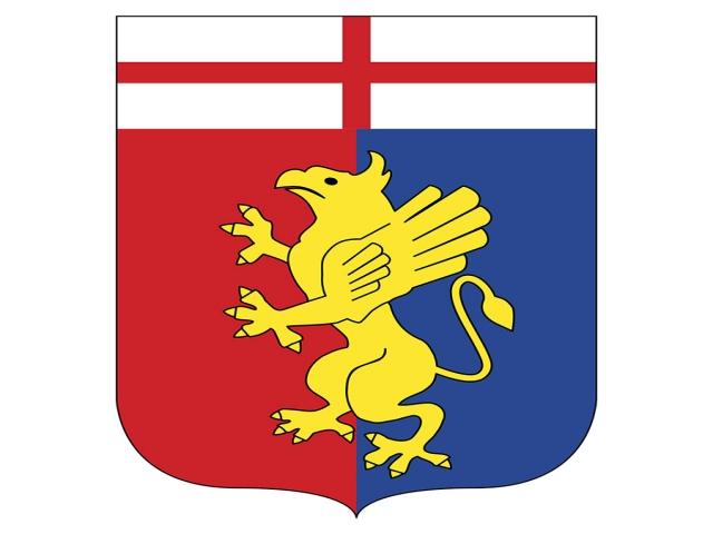 آشنایی با لوگوی تیمهای فوتبالی ؛ جنوا؛ گریفین و صلیب سنت جورج