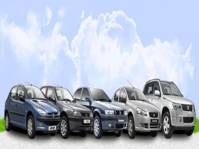 قیمت خودرو ها در بازار داخلی