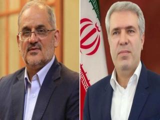رای اعتماد مجلس به مونسان و حاجی میرزایی