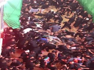 حادثه در مراسم عاشورای حسینی (ع) در کربلا با 31 کشته و 100 زخمی