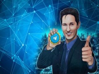 رمزارز تلگرام تا 31 اکتبر میآید