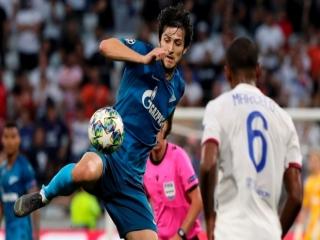 سردار آزمون ، اولین گلزن لیگ قهرمانان اروپا 2019