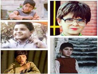 بازیگران کودک فیلم های دهه 60 و 70 چه می کنند؟ (نوستالژی)