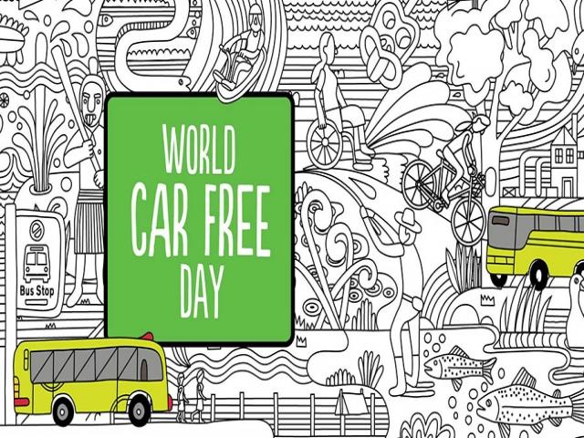 22 سپتامبر ، روز جهانی بدون خودرو