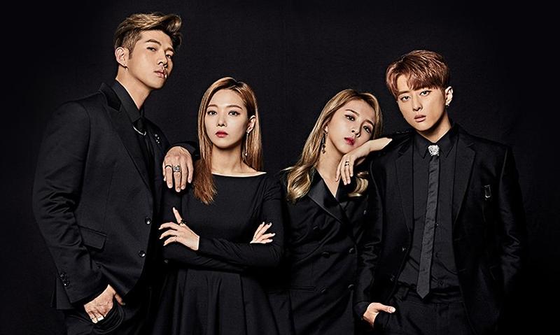 گروه موسیقی کره ای کارد-KARD