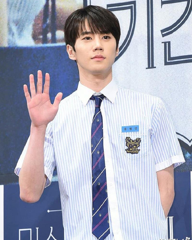 jun در نقش yoo beom jin
