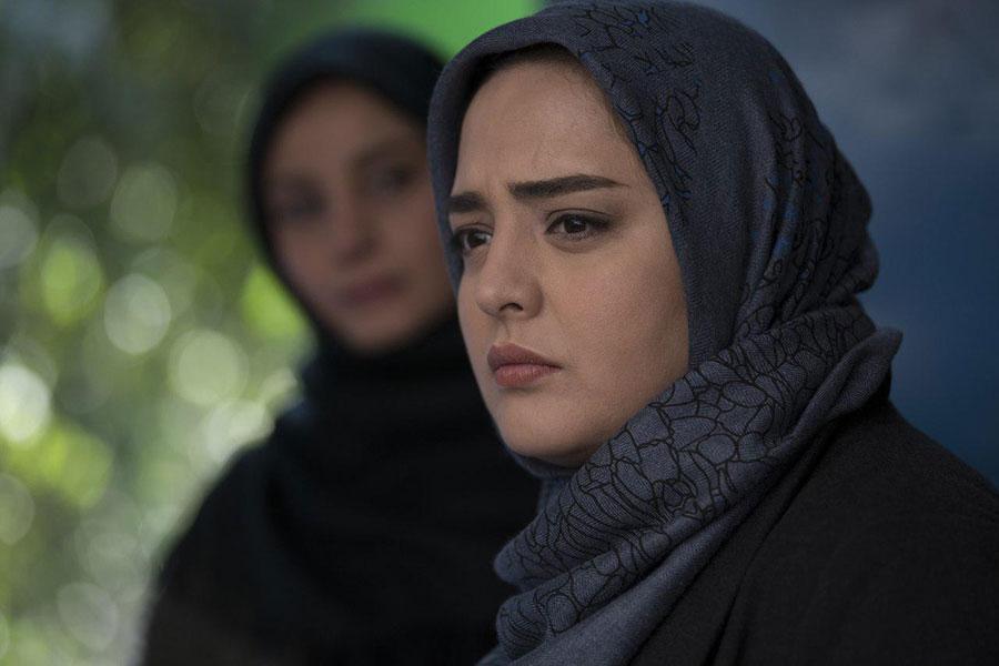 نرگس محمدی در سریال بوی باران
