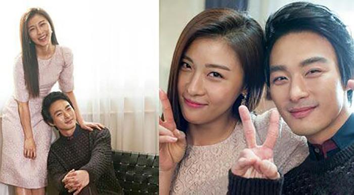 جون تائه سو و خواهرش ها جی وون