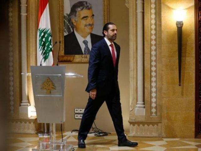 موافقت رئیس جمهور لبنان با استعفای نخست وزیر