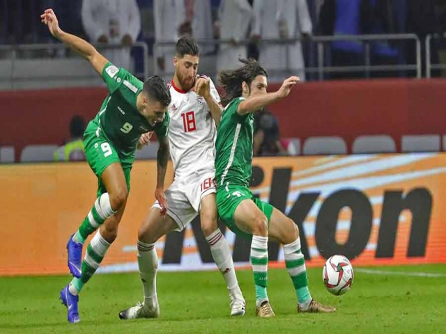 دیدار تیم های ایران و عراق به تعویق نمی افتد