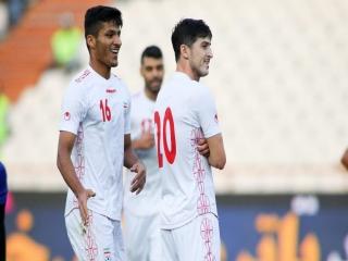 ایران 14 - 0 کامبوج ؛ گل باران آسمان آزادی در حضور بانوان