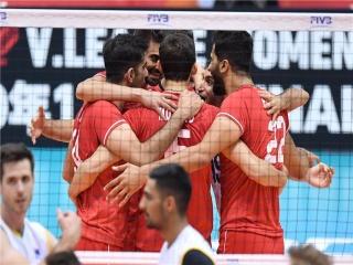 جام جهانی والیبال 2019 ؛ ایران 3 - 1 استرالیا ؛ جوانان ایران می تازند