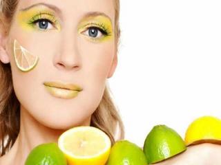 لیمو ترش ، یک روشن کننده طبیعی
