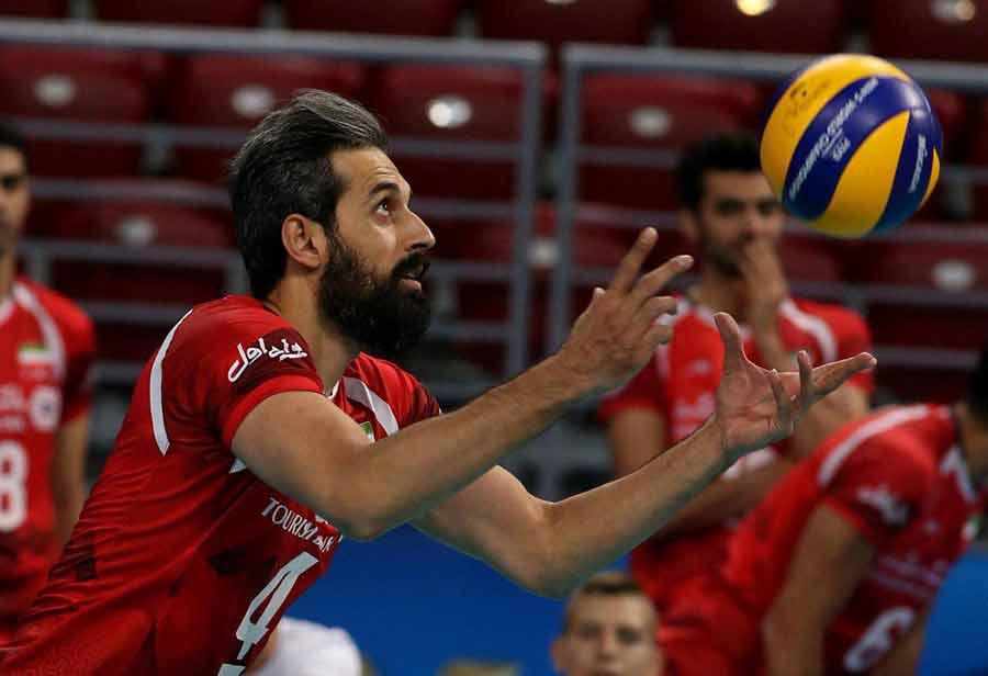 سعید معروف مصدوم شد - Saeid Marouf was injured