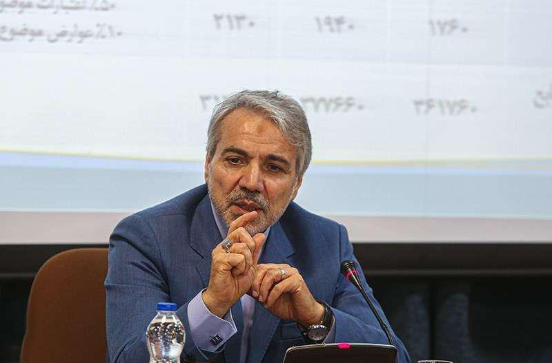 ارسال لایحه 2 سالانه بودجه 15 آذر به مجلس - Sending 2-year budget bill to parliament on Azar 15