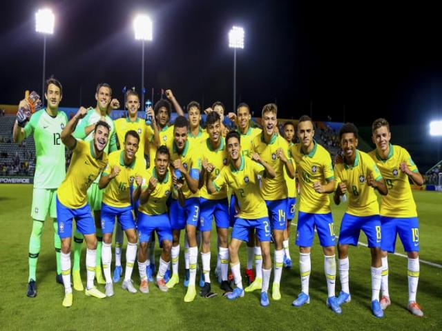 جام جهانی نوجوانان 2019 (برزیل)