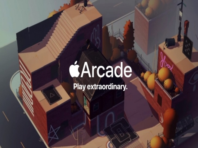 اضافه شدن بازی های جدید به Apple Arcade