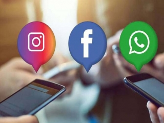 قطعی فیس بوک و اینستاگرام در اروپا و آمریکا در شب گذشته