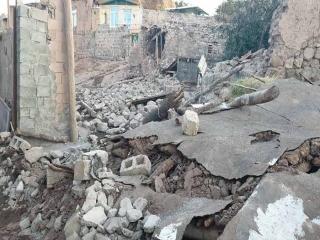 افزایش فوتیهای زلزله به 6 نفر / تشریح علت تلفات ندادن زیاد این زمین زلزله نسبتا شدید میانه