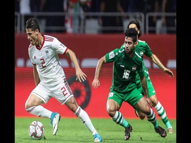 تغییر مکان دیدار تیم ملی فوتبال ایران مقابل عراق صحت ندارد