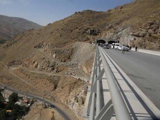 فاز نخست آزادراه تهران-شمال در دهه فجر افتتاح می شود