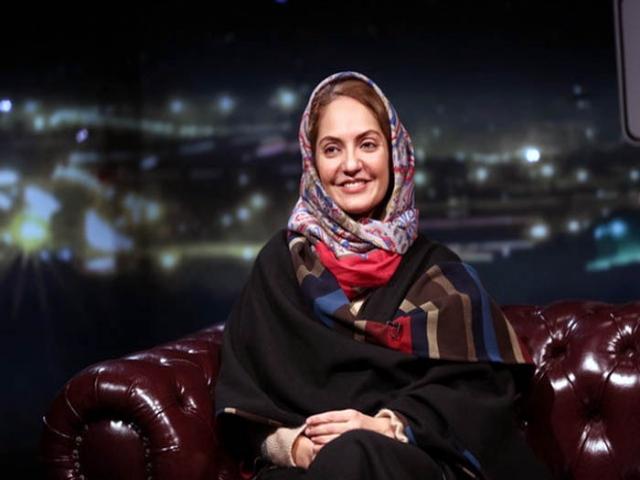 مهناز افشار در برنامه استعدادیابی ؛ آیا او قصد بازگشت به ایران را ندارد ؟