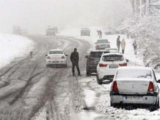 کاهش 12 درجه ای دمای هوا در برخی مناطق کشور