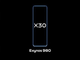 گوشی هوشمند جدید vivo  با نام X30