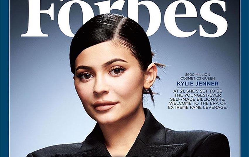 کایلی جنر ، جوان ترین میلیاردر جهان-kylie jenner the youngest billionaire in the world