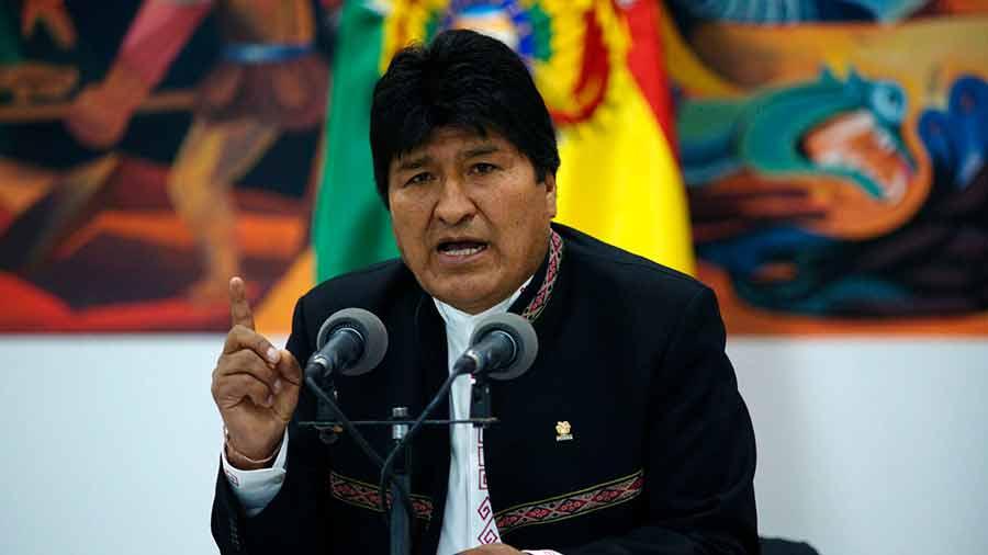 کودتا در بولیوی - A coup in Bolivia
