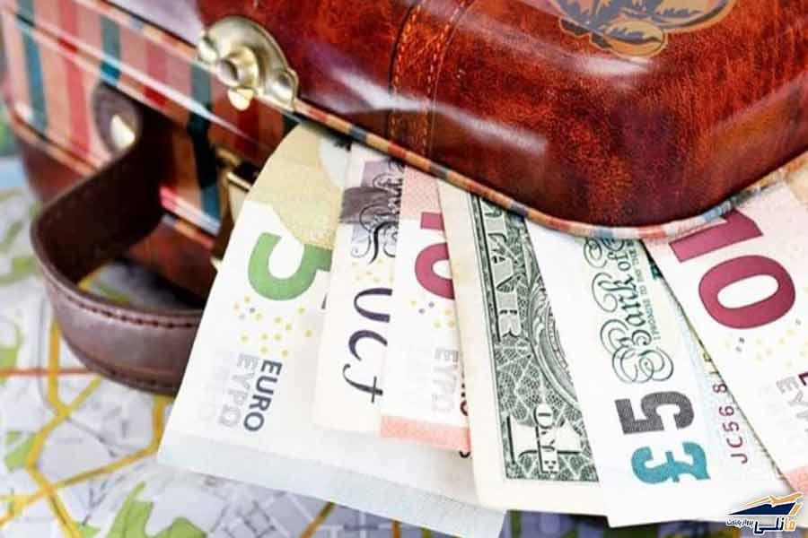 نرخ ارز مسافرتی افزایش یافت - Travel exchange rates rose