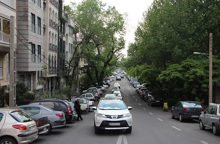 خانهای در سعادت آباد ، گران ترین خانه فروخته شده در تهران-a house in saadat abad the most expensive home sold in tehran