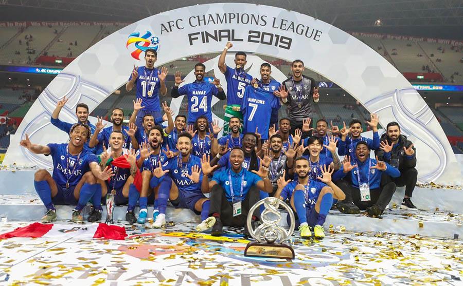 در لیگ قهرمانان آسیا (2019) چه گذشت-afc champions league 2019