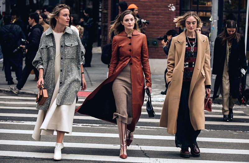 لباس خانم ها در فشن مُد پاییزه-fall fashion clothes women